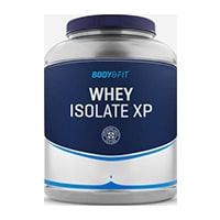 Body & Fit whey isolate xp 2000 gram