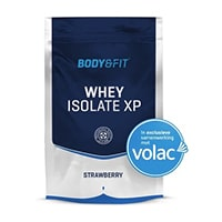 Body & Fit whey isolate xp 750 gram