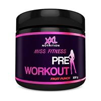 xxl nutrition miss fitness pre workout