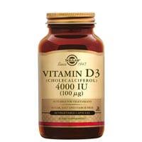 solgar vitamin d3 4000iu