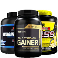 alle weight gainers