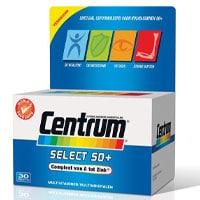 centrum select 50+