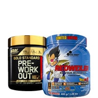 alle pre-workouts