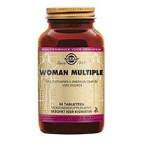 solgar woman multiple
