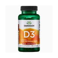 swanson vitamine d3 1000iu